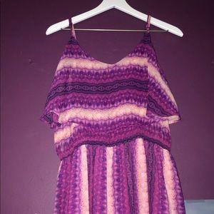 Forever 21 floor length dress plus size